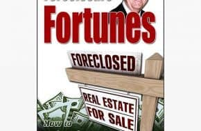 Foreclosure Fortunes front cover