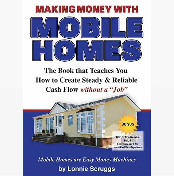Making Money with Mobile Homes front cover