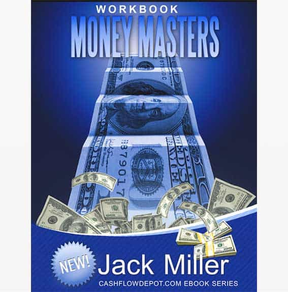 Money Masters front cover